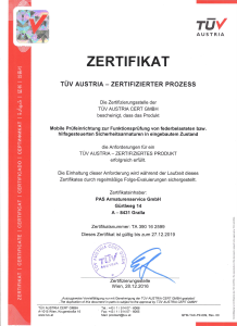 tuev-zertifizierung